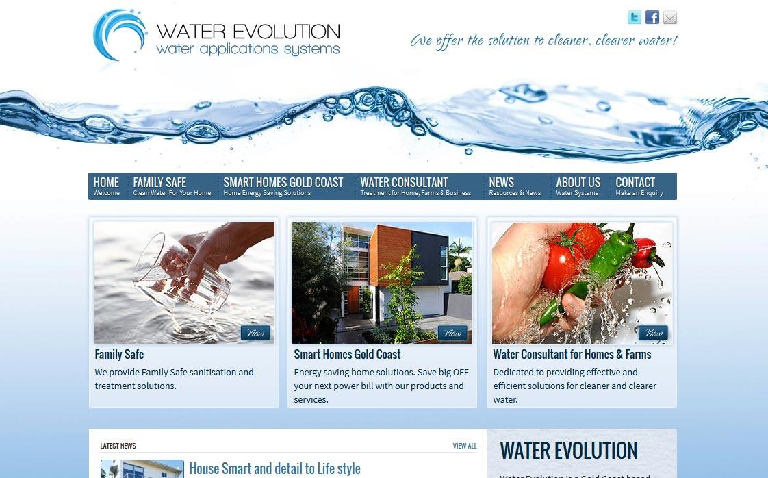 Water Evolution Gold Coast