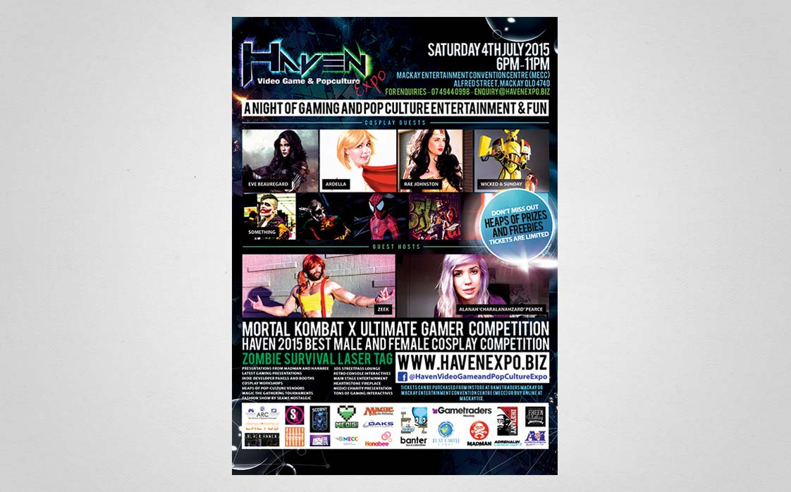 haven expo
