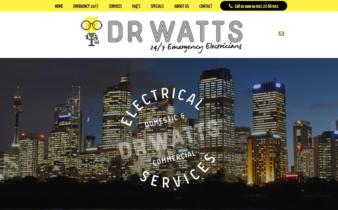 dr_watts_electrician_sydney