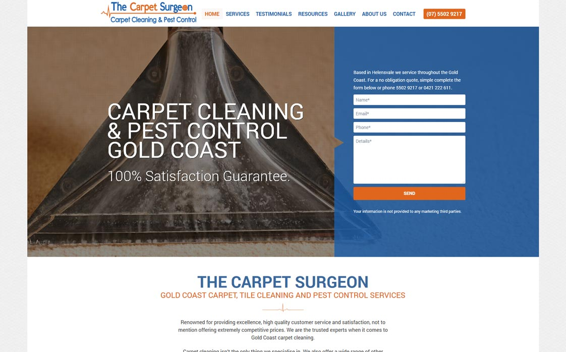 The Carpet Surgeon Helensvale