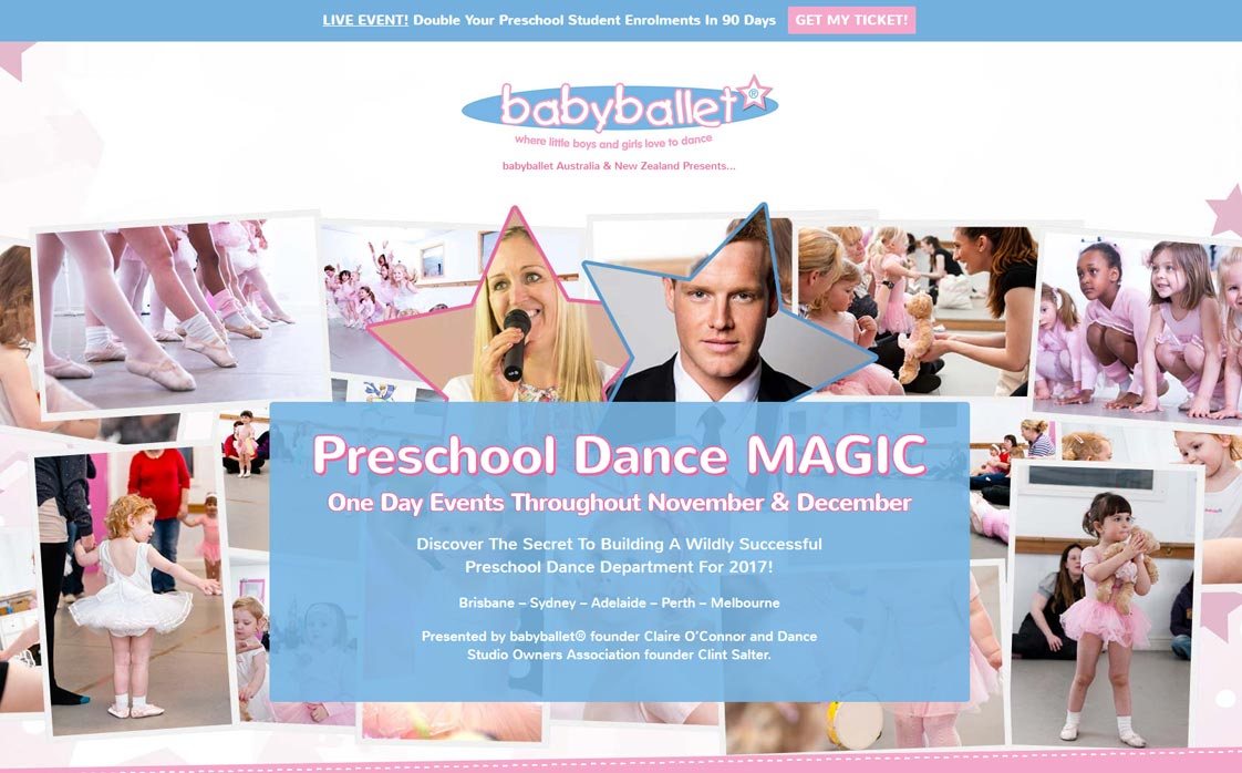 Preschool Dance MAGIC